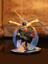 Anime Costumes AF-S2-594001 One Piece Roronoa Zoro PVC Figure