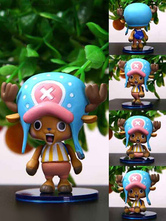 Anime Costumes AF-S2-593991 One Piece Chopper PVC Figure 2 Years After Version