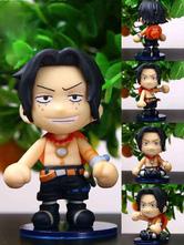 Anime Costumes AF-S2-593993 One Piece Ace PVC Figure