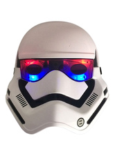Anime Costumes AF-S2-593971 Star Wars Mask PVC Cosplay Costume