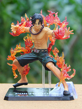 Anime Costumes AF-S2-593997 One Piece Ace Chic PVC Figure