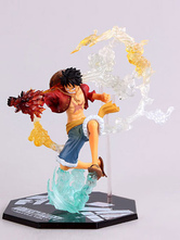 Anime Costumes AF-S2-593999 One Piece Luffy Trendy PVC Figure