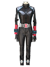 Anime Costumes AF-S2-595409 Marvel's The Avengers 2 Black Widow Natasha Romanoff cosplay costume