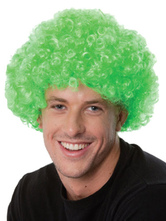 Anime Costumes AF-S2-595507 Halloween Clown Green Unisex Funny Wig