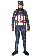 Anime Costumes AF-S2-595383 Captain American Civil War Steve Rogers cosplay costume