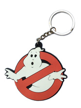Anime Costumes AF-S2-595529 Ghostbusters Distressed Logo Keychain