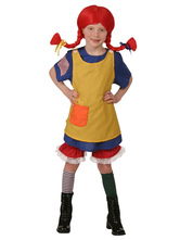 Anime Costumes AF-S2-599317 Multicolor Fairytale Chic Costume Polyester Kid Costume