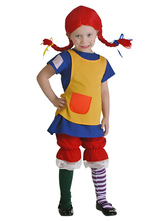 Anime Costumes AF-S2-599315 Multicolor Fairytale Costume Polyester Kid Costume