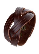 Панк-браслет искусственной кожаный браслет для мужчин