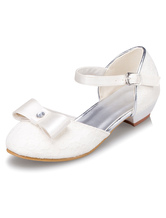 Flower Girl Shoes With Different Sizes For Selection Milanoo
