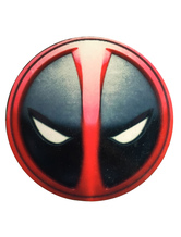 Anime Costumes AF-S2-601551 Deadpool Badge Deadpool Cosplay Costume