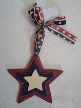Anime Costumes AF-S2-603069 Independence Day Fourth of July Decoration Star