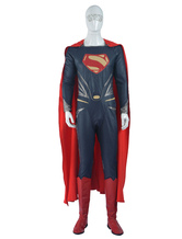 Anime Costumes AF-S2-603057 Batman V Superman Superman Cosplay Costume