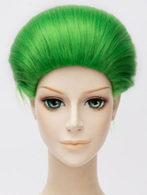 Anime Costumes AF-S2-602883 Suicide Squad Joker Cosplay Wig Green Cosplay Wig