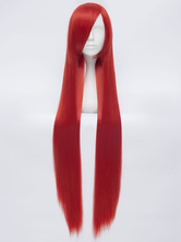 Anime Costumes AF-S2-602887 X-Men Mystique Cosplay Wig Raven Darkholme Red Long Cosplay Wig