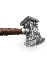 Fasching World of Warcraft Ogrim Doomhammer Cosplay Waffe WOW Cosplay Zubehör