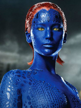 Anime Costumes AF-S2-603807 X-Men Mystique Raven Darkholme Cosplay Wig