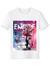 Anime Costumes AF-S2-603831 Suicide Squad Harley Quinn T-shirt