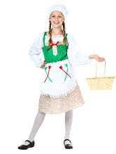 Anime Costumes AF-S2-603879 Victorian Kid Retro Costume Maid Costume