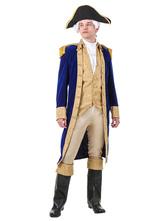 Anime Costumes AF-S2-603883 Halloween Officer Costume Medieval Set For Male
