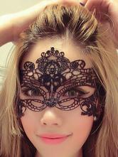 Black Lace Women's Eyepatch