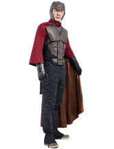 Anime Costumes AF-S2-605751 X-Men Magneto Halloween Cosplay Costume Young Version