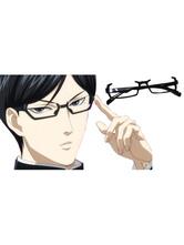 Anime Costumes AF-S2-607879 Sakamoto Desu Ga Sakamoto Cosplay Black Glasses Anime Accessories Haven't You Heard I Am Sakamoto Cosplay