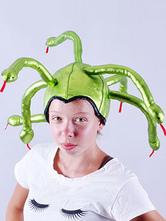 Anime Costumes AF-S2-609633 Halloween Funny Basilisk Hat