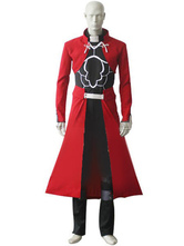 Fate Stay Night Emiya Archer Cosplay Costume Halloween