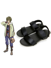 Anime Costumes AF-S2-610957 Kabaneri of the Iron Fortress Koutetsujou no Kabaneri Ikoma Cosplay Shoes Anime Cosplay Sandals
