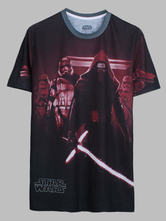 Anime Costumes AF-S2-613315 Star Wars Cotton Tee