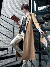 Anime Costumes AF-S2-613351 Bungo Stray Dogs Dazai Osamu Cosplay Costume