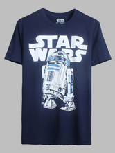 Anime Costumes AF-S2-613325 Star Wars Cotton Tee