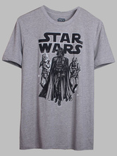 Anime Costumes AF-S2-613319 Star Wars Cotton Tee