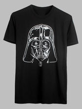Anime Costumes AF-S2-613309 Star Wars Cotton Tee