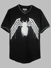 Anime Costumes AF-S2-613305 Spiderman Cotton Tee