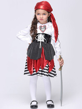 Anime Costumes AF-S2-615683 Halloween Pirate Costume for Kid