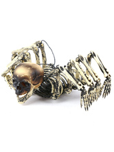 Anime Costumes AF-S2-615703 Halloween Spider Skull Hanging Decoration