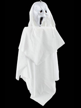 Anime Costumes AF-S2-615693 Halloween White Ghost Hanging Decoration