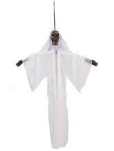 Anime Costumes AF-S2-615711 Halloween Horror Sound Hanging Luminous Ghost