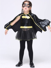 Anime Costumes AF-S2-615689 Halloween Bat-man Costume for Kid