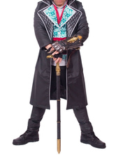 Carnevale Jacob Frye Cosplay Costume ispirato da Assassin Creed Syndicate