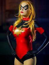 Anime Costumes AF-S2-615823 Avengers Ms. Marvel Carol Danvers Captain Marvel Halloween Cosplay Costume