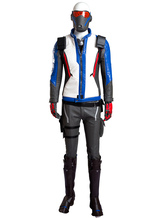 Anime Costumes AF-S2-616261 Overwatch OW 76 Soldier Cosplay Costume Cosplay Suit Deluxe Edition