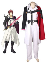 Anime Costumes AF-S2-616245 Seraph of the End Crowley Eusford Vampires Halloween Cosplay Costume