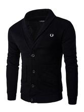 Chaqueta negro blanco para hombres verano ligero parka chaqueta