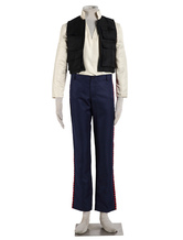 Anime Costumes AF-S2-619003 Star Wars Han Solo Halloween Cosplay Costume