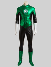 Anime Costumes AF-S2-619007 Green Lantern Hal Jordan Halloween Cosplay Costume DC Comics Cosplay Costume