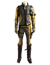 Anime Costumes AF-S2-619009 Overwatch OW 76 Soldier Halloween Cosplay Costume Gold Version