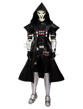 Anime Costumes AF-S2-620445 Overwatch OW Reaper Halloween Cosplay Costume